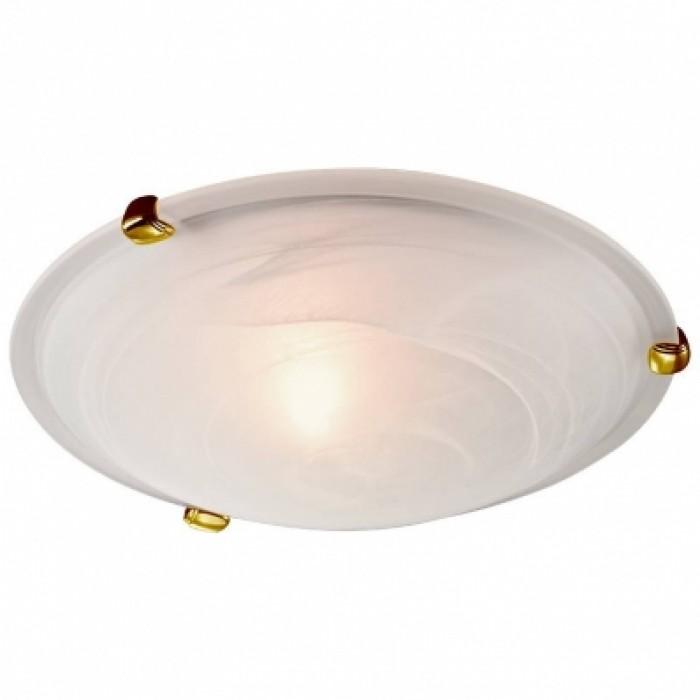 1Настенно-потолочный светильник 153/K золотоSonex круглой формы