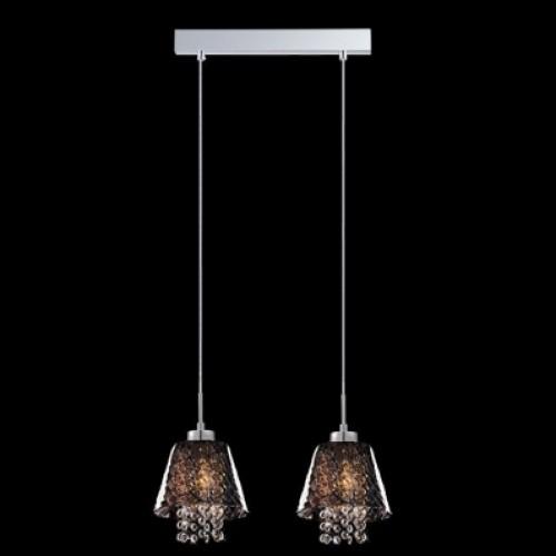 1626/2 хром Подвесной светильник ЕВРОСВЕТ