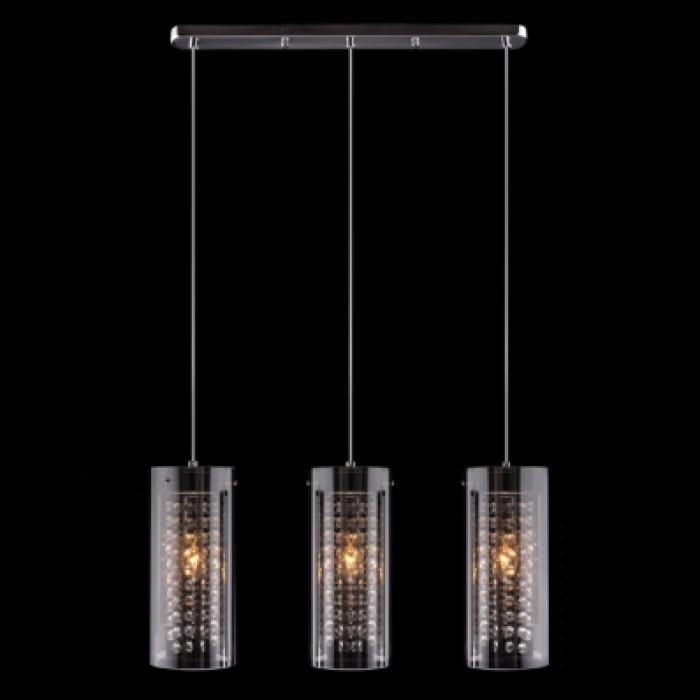 1Тройной подвесной светильник 1636/3 Eurosvet