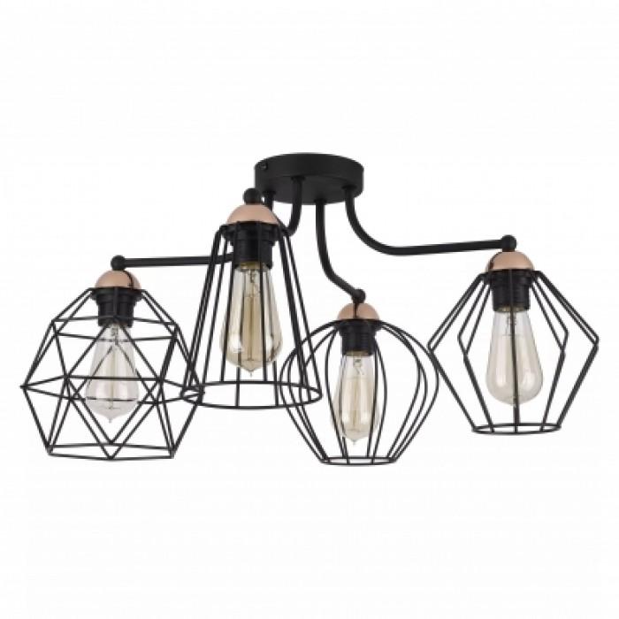 1Светильник потолочный в стиле лофт 1645 TK-lighting