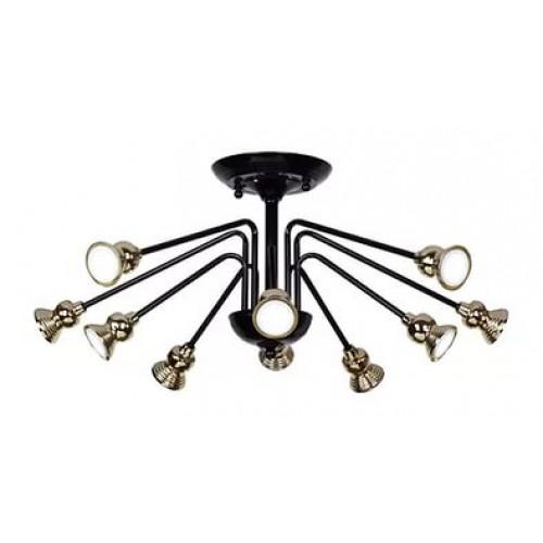 1678-10U Потолочная люстра Favourite