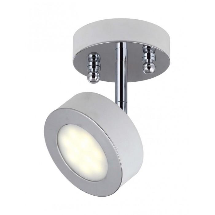 1Накладной светодиодный светильник 1726-1U Favourite круглой формы