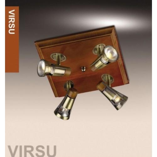 1972/4W Virsu светильник спот Odeon Light