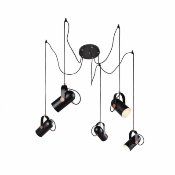 1Подвесной светильник-паук 2007-5P Favourite