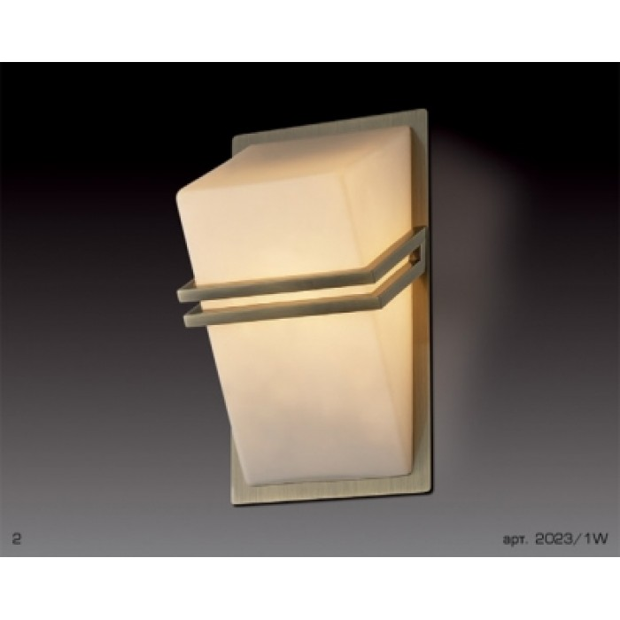 1Светильник бра 2023/1W Odeon Light