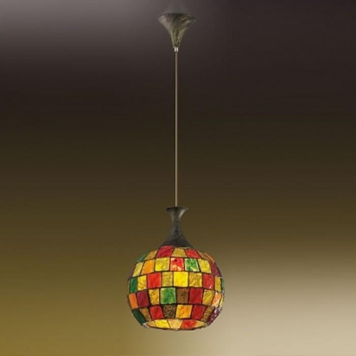 1Подвесной одиночный светильник 2094/1 Odeon light