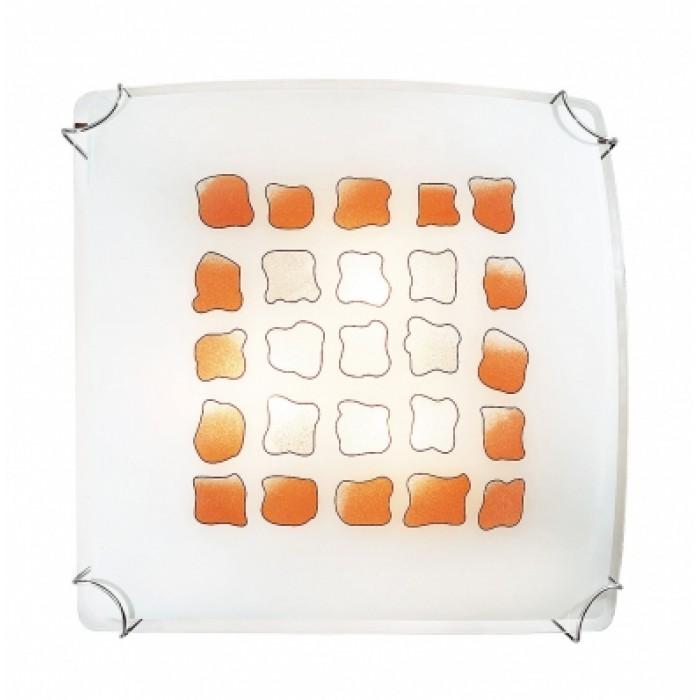 1Настенно-потолочный светильник 2108 квадратной формы