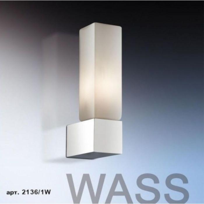 1Светильник настенный для ванной 2136/1W Odeon Light