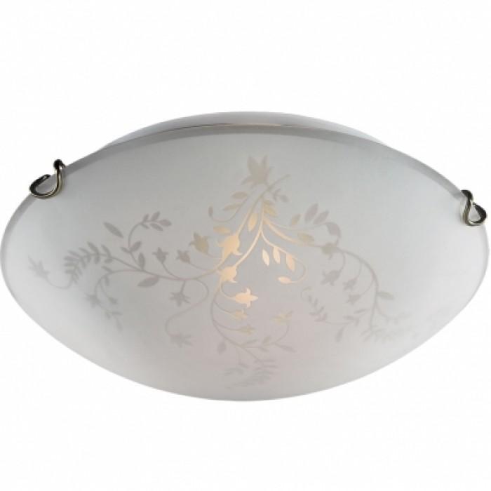 1Настенно-потолочный светильник 218 круглой формы
