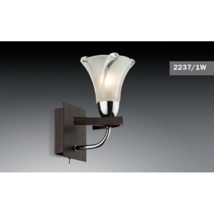 1Светильник бра с выключателем 2237/1W Odeon Light
