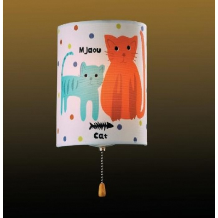 1Светильник бра для детской комнаты 2279/1W Odeon Light