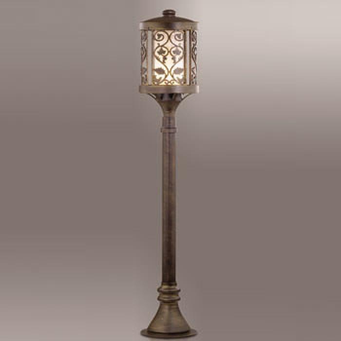 1Уличный наземный светильник 2286/1A Odeon Light