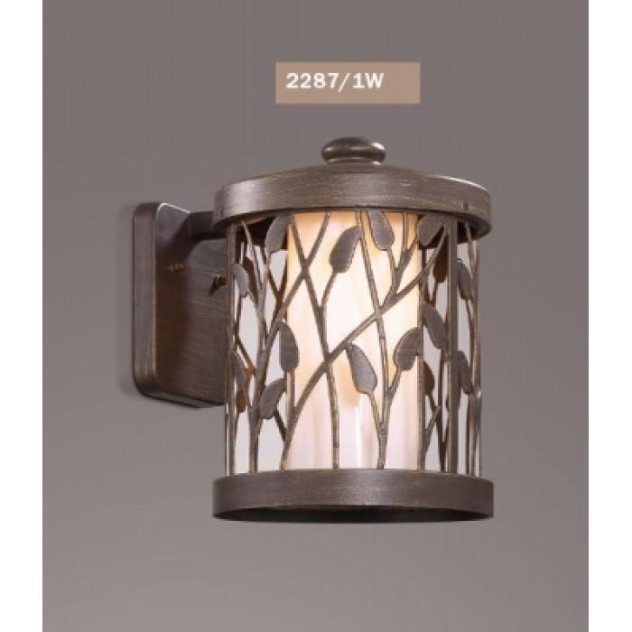 1Настенный уличный светильник 2287/1W Odeon Light
