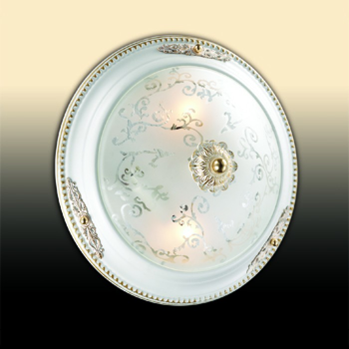 1Настенно-потолочный светильник 2670/2C Odeon Light круглой формы