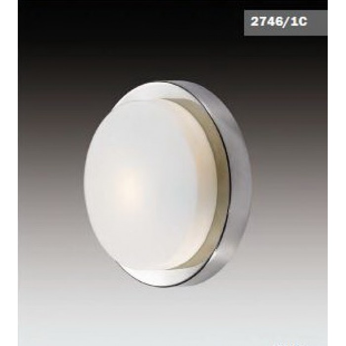 1Светильник для ванной потолочный 2746/1C Odeon Light