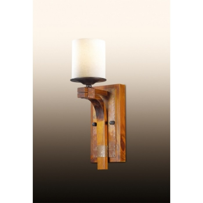 1Светильник бра из дерева 2767/1W Odeon Light