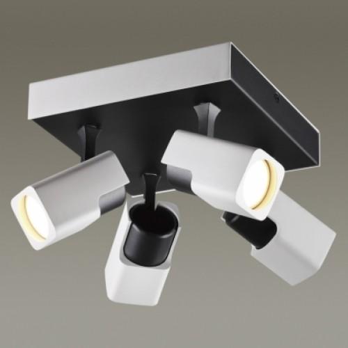 3491/4CA светильник спот Odeon Light