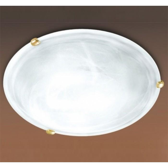 1Потолочный светильник 353 золото Сонекс