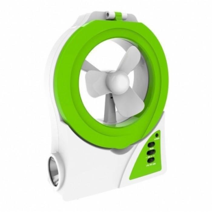 1357437 Novotech светильник настольный с вентилятором, фонарь кемпинговый