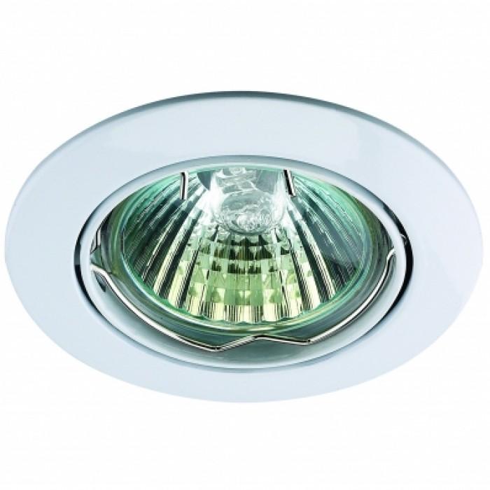 1Встраиваемый поворотный светильник 369100 Novotech