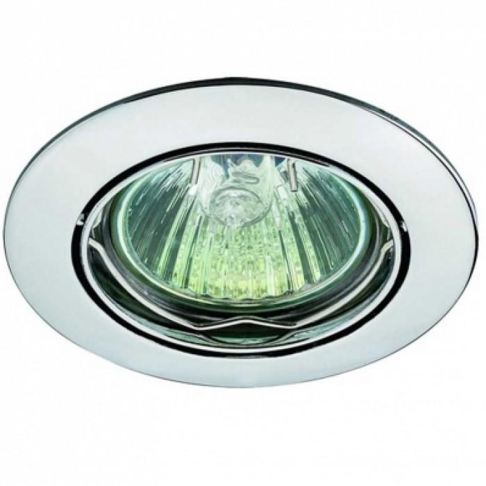 1Встраиваемый поворотный светильник 369101 Novotech
