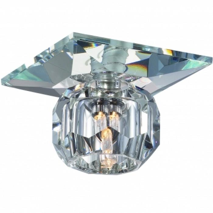 1Встраиваемый галогенный светильник 369424 Novotech