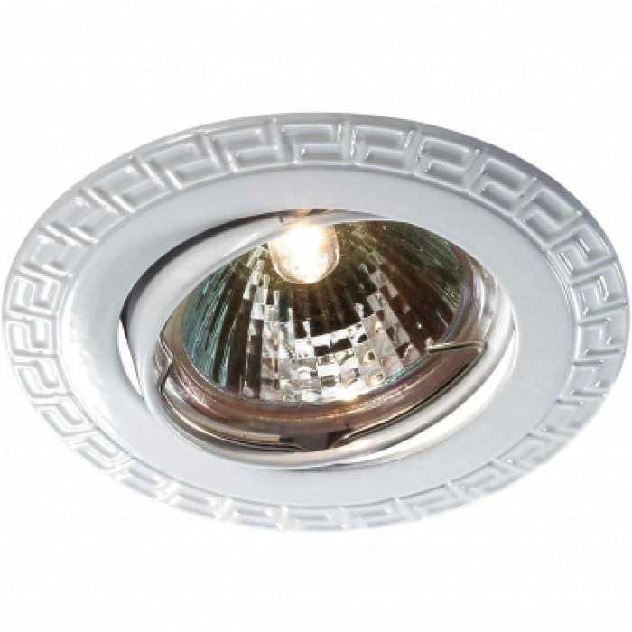 1Встраиваемый поворотный светильник 369620 Novotech