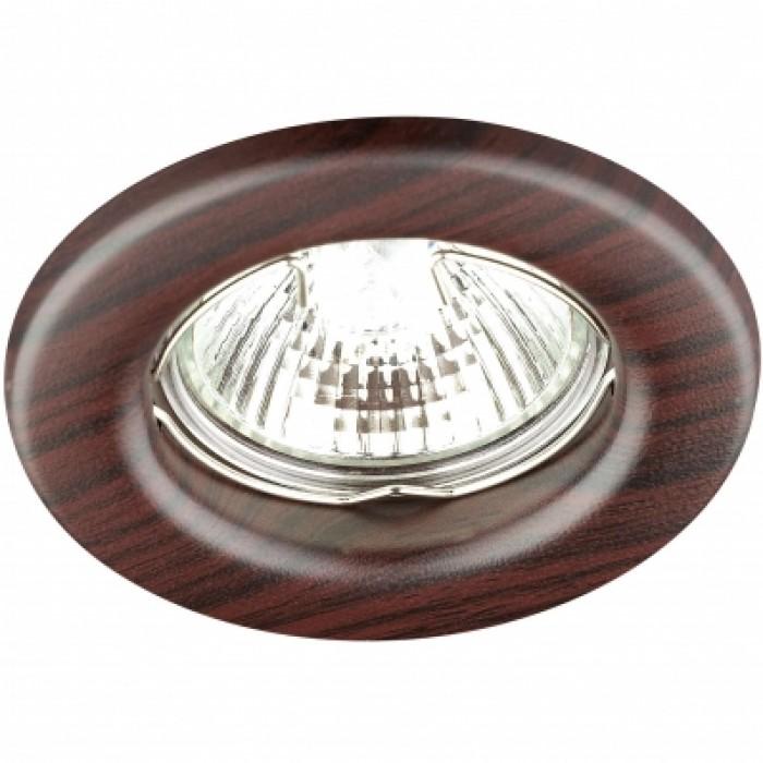 1Встраиваемый светильник 369715 Novotech