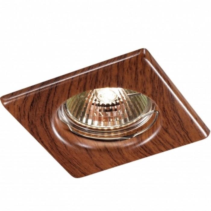 1Встраиваемый светильник 369717 Novotech
