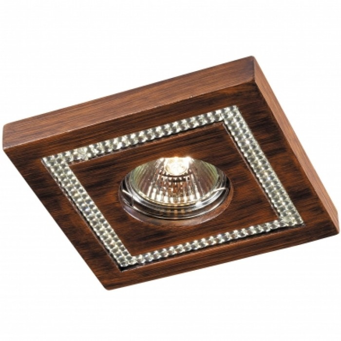 1Встраиваемый светильник 369734 Novotech