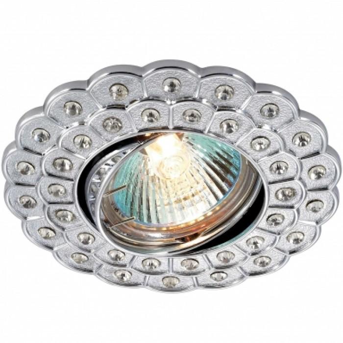 1Встраиваемый светильник 369822 Novotech