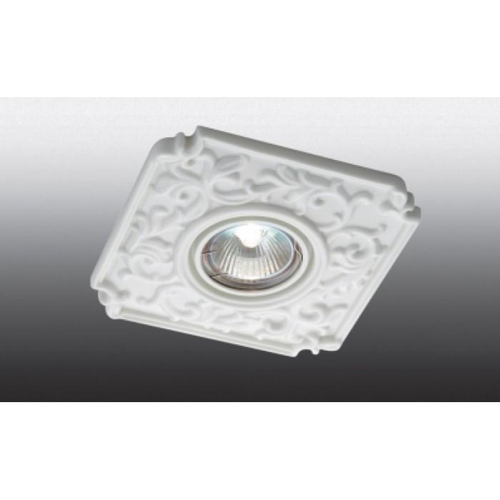 1Встраиваемый светильник 369865 Novotech