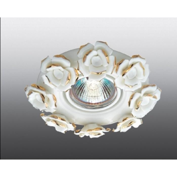 1Встраиваемый светильник 369871 Novotech