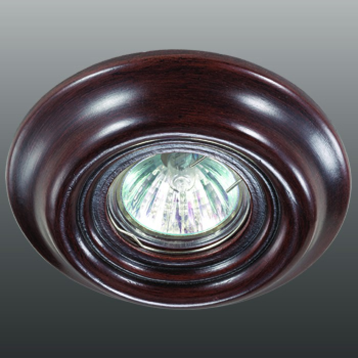 1Встраиваемый светильник 370089 novotech