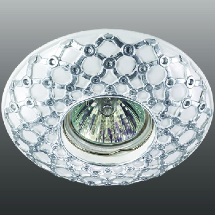 1Встраиваемый светильник 370114 novotech