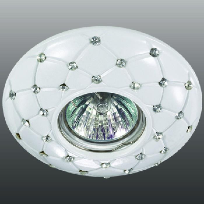 1Встраиваемый светильник 370129 novotech