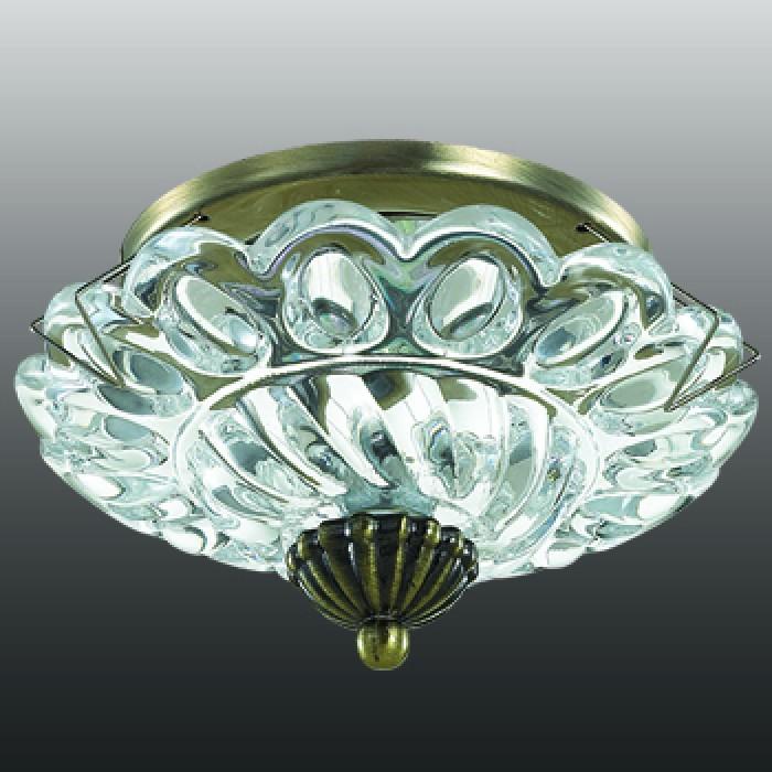 1Встраиваемый светильник 370156 novotech