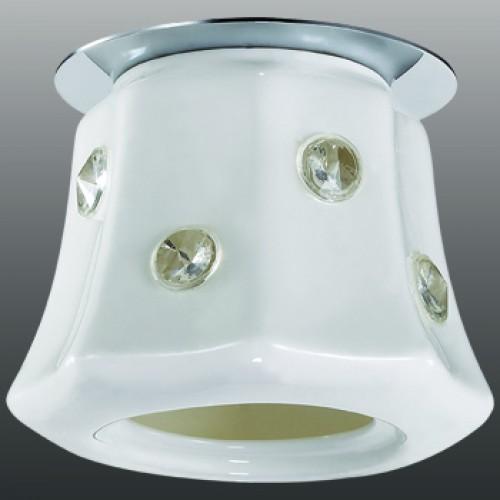 370158 Встраиваемый светильник Novotech