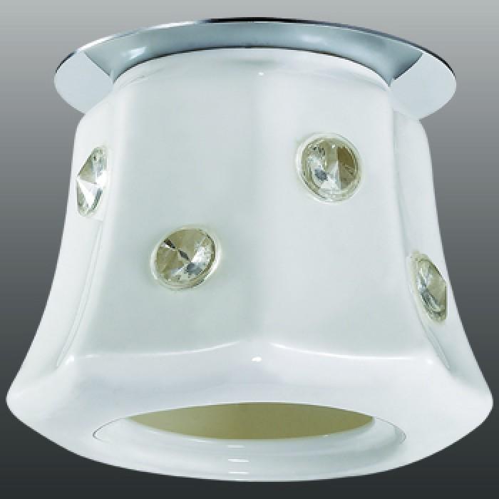 1Встраиваемый светильник 370158 novotech
