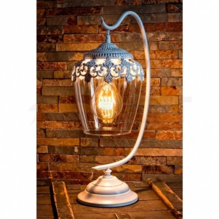 1Винтажная настольная лампа 49293 Eglo