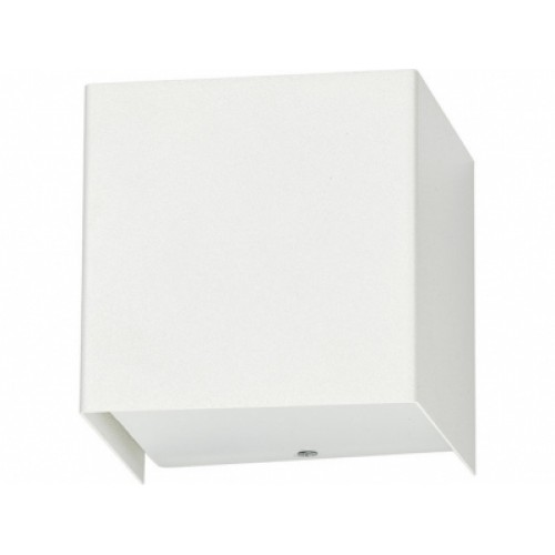 5266 Настенный светильник Nowodvorski CUBE white