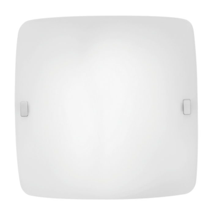 1Настенно-потолочный светильник 83242 EGLO квадратной формы