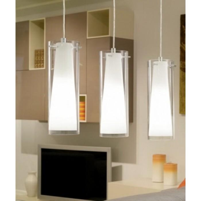 1Тройной подвесной светильник 89833 EGLO