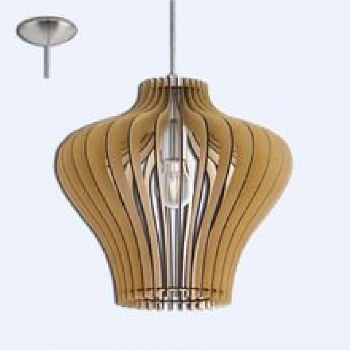 1Подвесной одиночный светильник 95256 Eglo