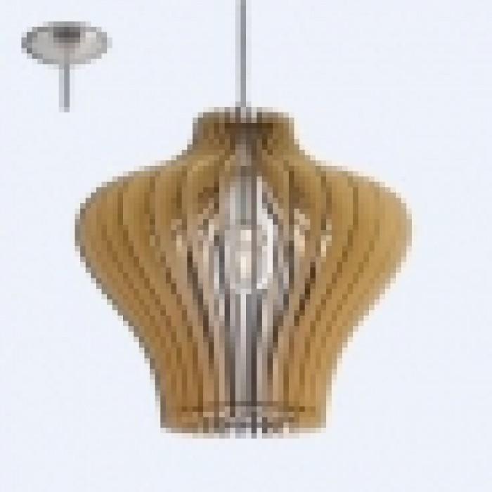 2Подвесной одиночный светильник 95256 Eglo