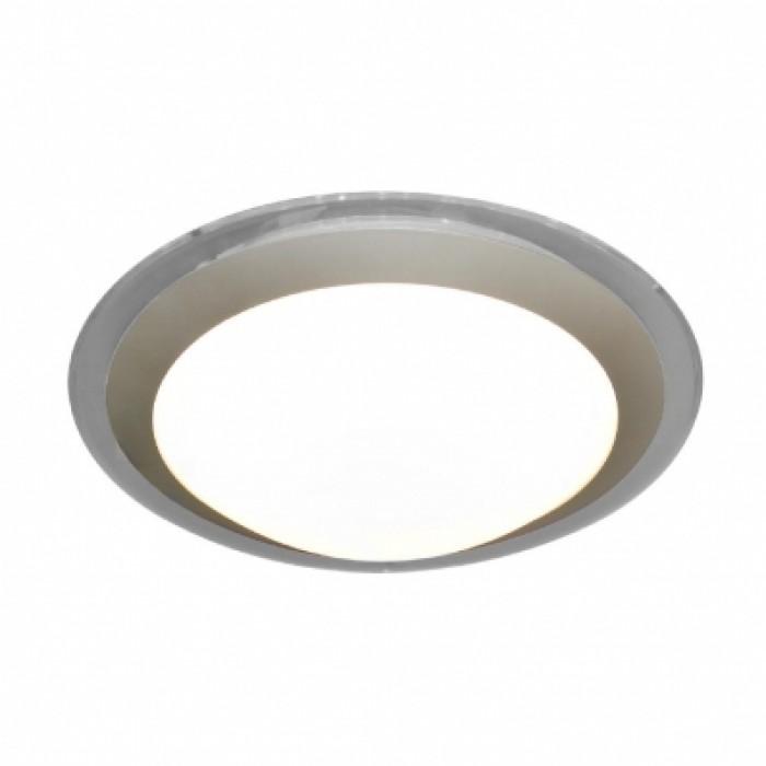 1Настенно-потолочный светодиодный светильник ALR-16-GRAY круглой формы