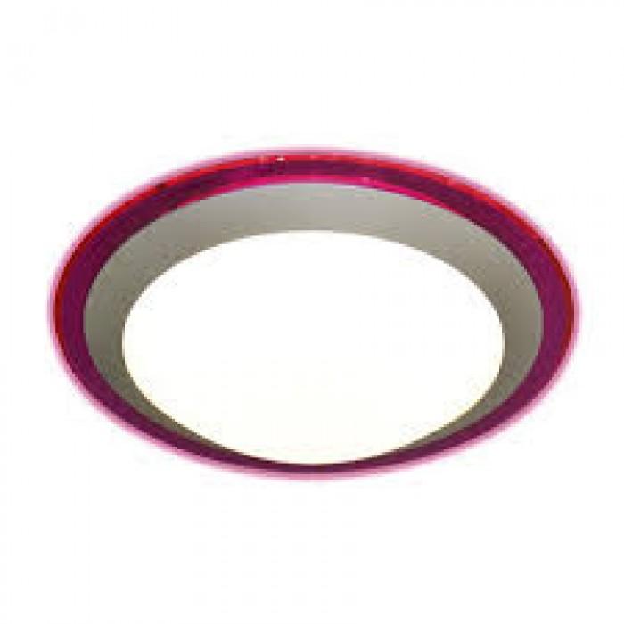 1Настенно-потолочный светодиодный светильник ALR-16-Purple круглой формы