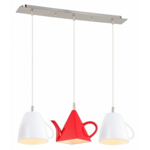 A6605SP-3WH Caffeteria ARTE LAMP Светильник подвесной