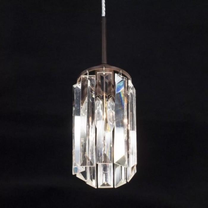 1Подвесной одиночный светильник Citilux Синди CL330113 Коричневый