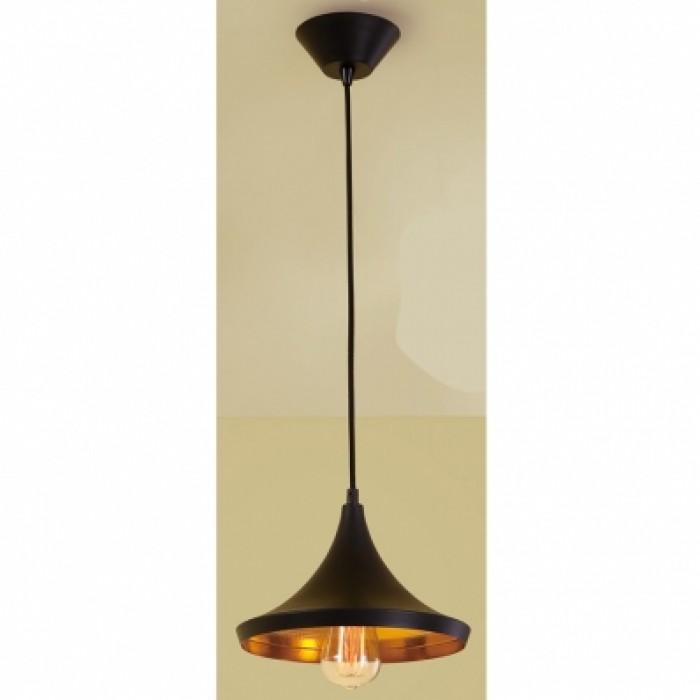 1Подвесной одиночный светильник в стиле лофт CL450209